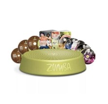 Zumba Incredible Results Weight Loss Dance Workout DVD System - $56.99