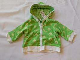The Children's Place Baby Boy's Girl's Coat Jacket Hoodie Size Variations Green - $24.98