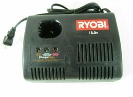 Genuine Ryobi 18V ChargePlus+ P110 Class 2 NiCd Battery Charger OEM Orig... - $18.95