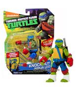 Year 2016 Teenage Mutant Ninja Turtles TMNT 5 Inch Figure KNOCKOUT NINJA... - $34.99