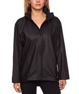 Helly Hansen Women's Voss Windproof Waterproof Rain Jacket, 990 Black, M... - $49.60