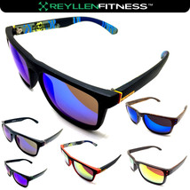 Polarised Sunglasses Fashion Fitness Running Cycling Casual Unisex Sport UK - $13.50+