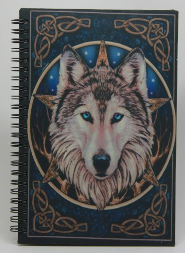 Primary image for NOW8211 THE WILD ONE MEDIUM JOURNAL BY LISA PARKER