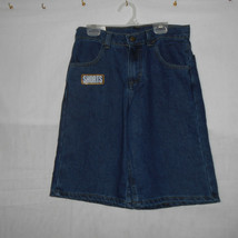 NWT Boys Blue Jean Shorts Rustler Relaxed Fit Nice NEW