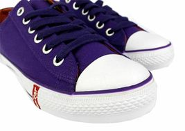 Levi's Men's Classic Premium Casual Sneakers Shoes Buck Lo Twill 514887-32L image 6
