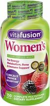 Vitafusion Women's Supercharged Multi Gummy Vitamins - 150 Count - $18.95