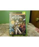 Star Wars: Battlefront II (Microsoft Xbox, 2005) Complete w/ Manual - VG+ - $18.76