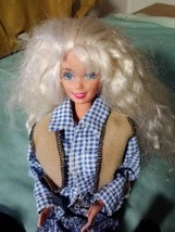 1966 Barbie Doll Made In China - $9.89