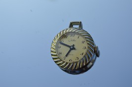 CHATEAU'' 1960's Vintage Pendant mechanical Swiss wind up watch   Runs good - $18.65
