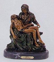 """Piet"" by Michelangelo Solid Bronze ""Lost Wax Casting"" Process Sculpture Statue  - $683.06"