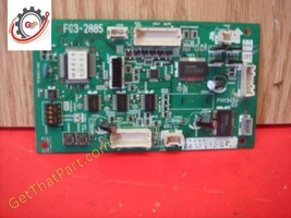 Canon Puncher Unit M1 Complete Oem Punch Driver PCB Board Assembly - $57.00