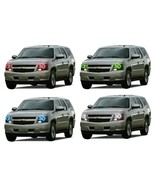 for Chevrolet Tahoe 07-13 RGB Multi Color LED Halo kit for Headlights - $137.91