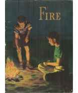 FIRE -  Bertha Morris Parker - 1941 - BASIC SCIENCE EDUCATION SERIES - 5... - $5.00