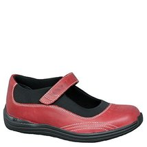 Drew Shoes Rose Women's Therapeutic Diabetic Extra Depth Shoe: Red Full ... - €127,51 EUR