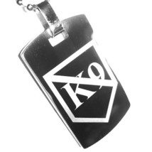 K9 Canine Tungsten Key Ring Pendant - $33.61