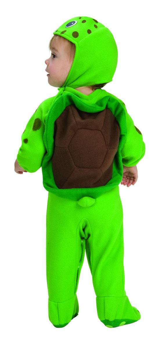 Baby Turtle Halloween Costume Size 0-6 Months