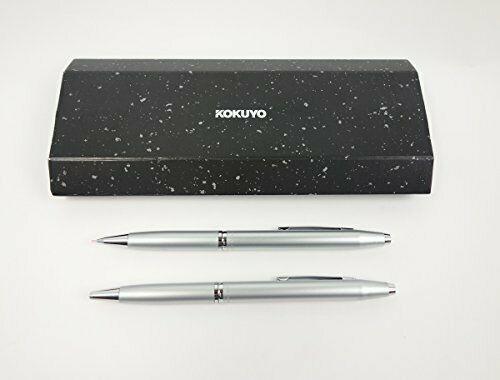 KOKUYO-stationery-Mechanical pencil 0.7mm silver PK-M100C image 6