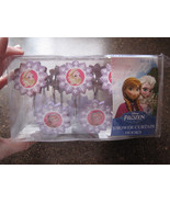 New Disney Frozen Shower Curtain hooks  (J3) - $4.00