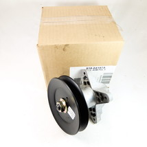 Genuine OEM MTD 918-04197A Pulley Spindle Assembly - $63.40