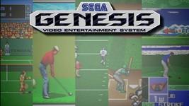 Sega Genesis Sports Games - $4.25+