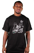 LRG Black Bong Bros T-Shirt image 1