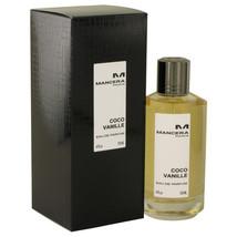 Mancera Coco Vanille Eau De Parfum Spray (unisex) 4 Oz For Women  - $132.56