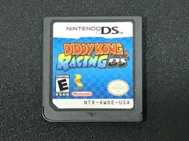 Diddy Kong Racing DS (Nintendo DS, 2007)  Game Cartridge Only - $12.85