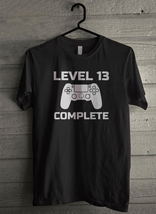 Level 13 Complete Video Game Men's T-Shirt - Custom (3658) - $19.12+