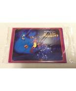 DISNEY'S ALADDIN Promo 7 Card Set Sealed RARE HARD TO FIND!!!! - $8.97