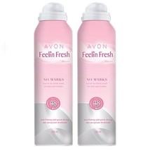 Avon Feeling Fresh No Marks Aerosol for Women (set of 2) - combo set - $18.56