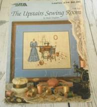 Leisure Arts Leaflet 474 The Upstairs Sewing Room Paula Vaughan 1986 - $5.30