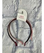 NWT Cara NY Nordstroms  Velvet Headband New - $7.49