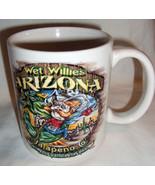 Wet Willie's Arizona Coffee Mug Jalapeno Bareback Bronc Can You Handle t... - $18.99