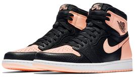 Nike Air Jordan 1 Retro High OG Crimson Tint Men's Shoes - NIB 555088-081 - $159.99