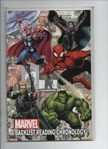 All-New Marvel Backlist Reading Chronology #1 - Marvel Comics - 2012. - $5.49