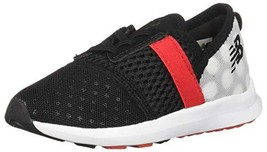 Balance Girls' Nergize V1 FuelCore Cross Trainer Black/red 5.5 M US Big Kid - $70.38