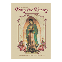Bilingual Pray the Rosary Booklet