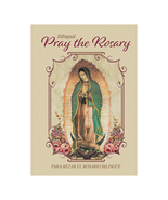Bilingual Pray the Rosary Booklet - $7.95