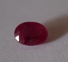 IGI Certified Natural Ruby- 1.14ct - $99.00