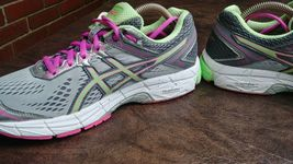 Womens Asics GT 1000 4 Running Shoes SZ 8 39.5 Used t5a7n Sneakers Trainers image 5