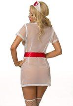 Naughty Nurse Heartstopper Sexy Adult Deluxe Costume Set image 5