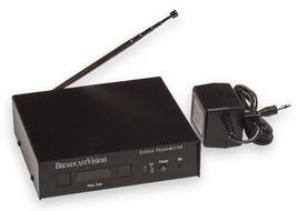 Broadcast Vision BV3001 Stereo Low Power FM Home/Bar/Gym TV Audio Transm... - $129.02