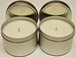 Soy Candle Tins Scented 2 Pack 8oz - Blue Spruce - $22.75