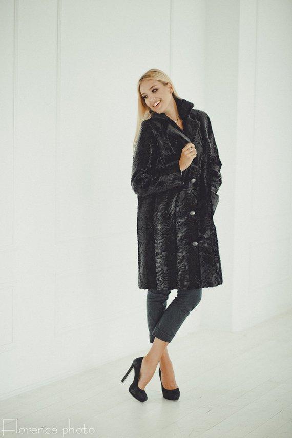8fae7742fea Faux Fur Jacket Eco Fur Jacket (90 and 50 similar items