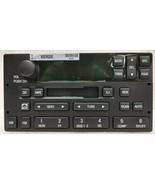 Ford am fm cassette radio w/ RDS. OEM original stereo. Factory remanufac... - $79.91