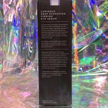 New In Box Sealed Washi TATCHA Luminous Deep Hydration Firming Eye Serum 15mL image 2