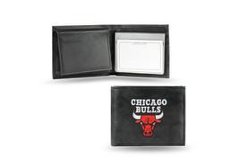 NBA Chicago Bulls Embroidered Billfold / Wallet - $33.31