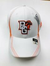 adidas Bowling Green State BSGU Falcons NCAA Hat White S/M - $23.22