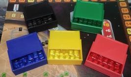 Terraforming Mars Custom 3D Printed Player Cube Box Set of 5 - $20.00