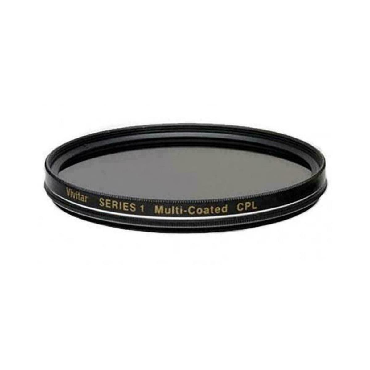 Primary image for Vivitar CPL Circular Polarizer Multicoated Glass Filter 55mm
